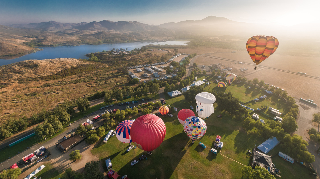 Temecula Valley Balloon & Wine Festival 2017